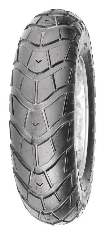 100% Vrai 251009 Pneumatico Deli Tire Peugeot Trekker 50 R10 98/03