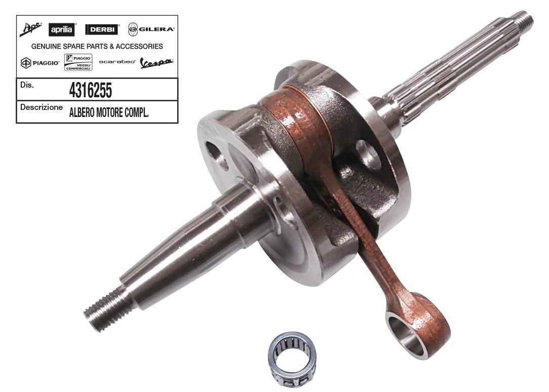 IM 07040 C4 Albero motore Derbi Senda 50cc sp.12
